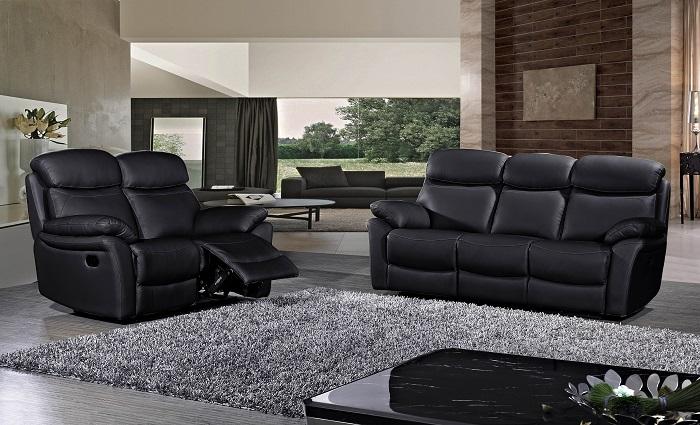 הגדול ספות ומערכות ישיבה מעור - GAROX - חנות רהיטים במחירי אונליין LW-11